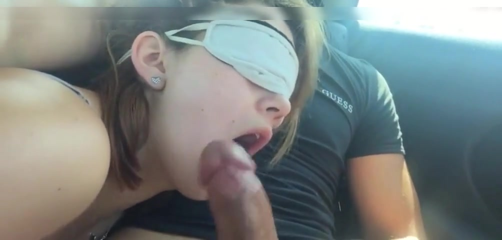 Amateur Double Barrel Blowjob